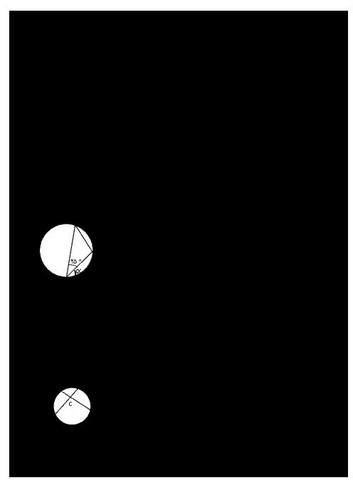نمونه سوال امتحان هندسه (2) پایه یازدهم رشته ریاضی   آمادگی خرداد 97