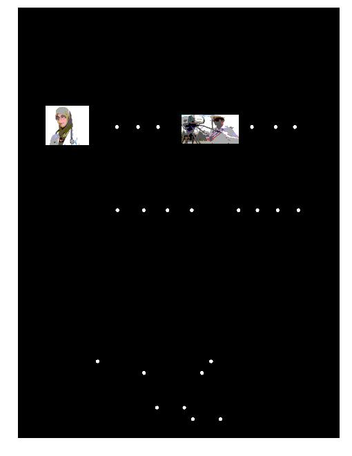 آزمون نوبت اول عربی هفتم مدرسه شهید محمد جعـفر هـدایتی | دی 96