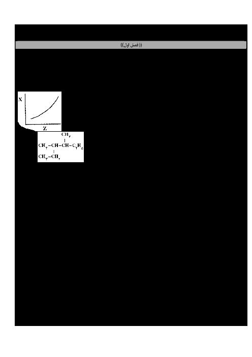 تست های کنکوری شیمی (2) پایه یازدهم   در کنکورهای داخل کشور سالهای 97-85 مطابقت یافته با محتوای کتب نونگاشت