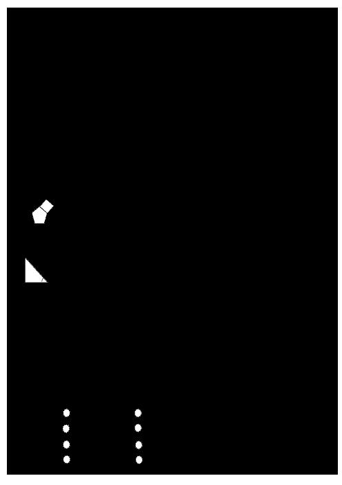 آزمون پیش نوبت دوم ریاضی هشتم دبیرستان شهید صادقی نایین | اردیبهشت 1397