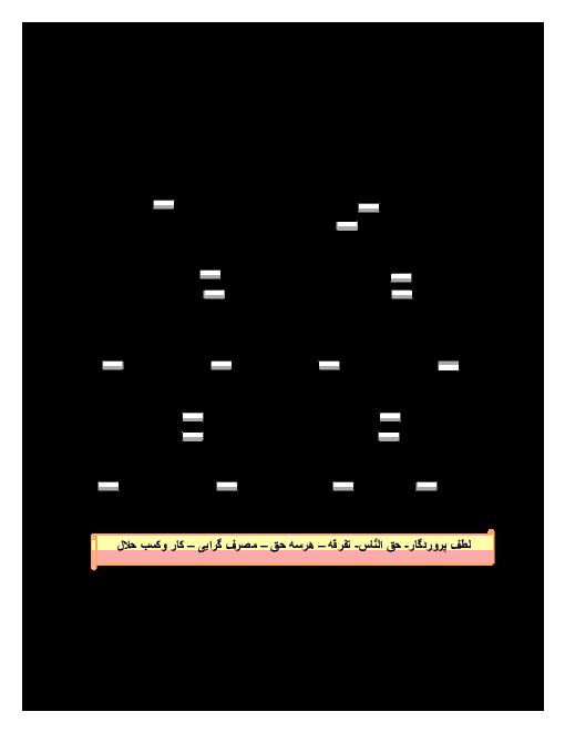 آزمون نوبت دوم پیامهای آسمان هشتم دبیرستان دانش پژوهان جیرفت کرمان | خرداد 96