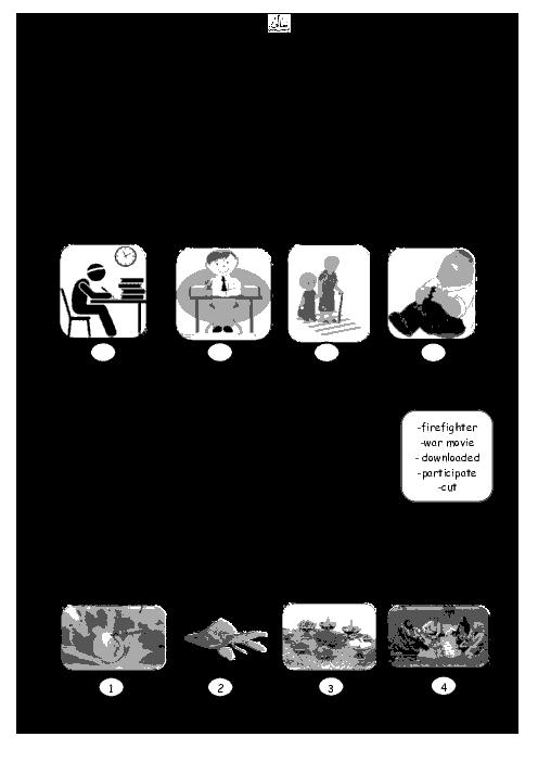 سؤالات امتحان هماهنگ استانی نوبت دوم زبان انگلیسی پایه نهم استان قم | خرداد 1398 + پاسخ