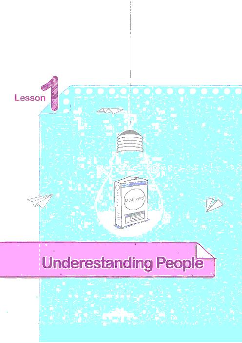 تمرینهای تکمیلی زبان انگلیسی (2) پایه یازدهم | درس 1: Underestanding People