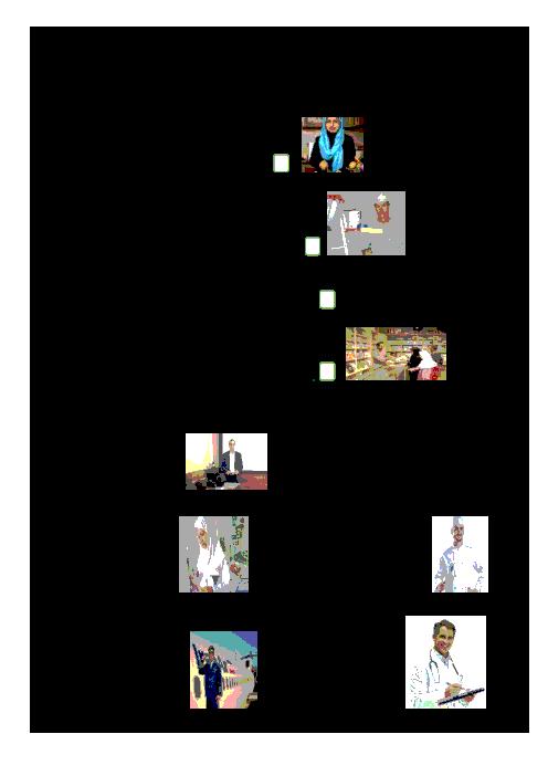 کوئیز درس چهارم انگلیسی هفتم مدرسه پيام غدير | Lesson4: My Family