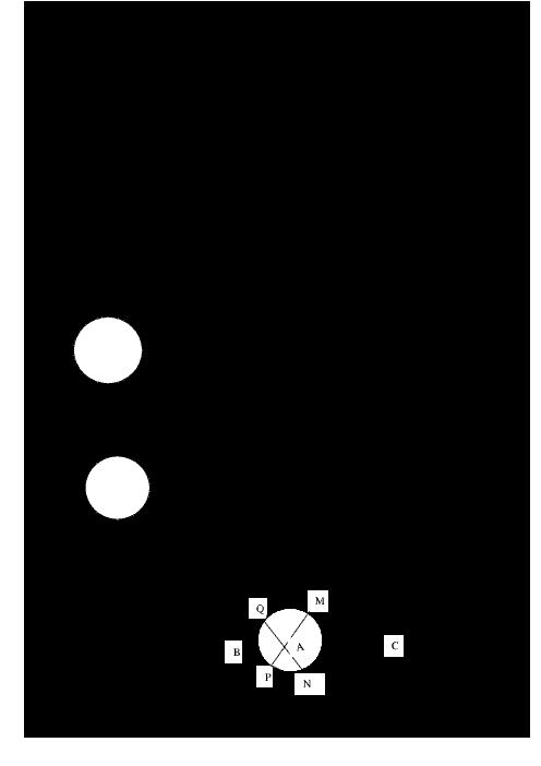 آزمون نوبت اول هندسه (2) یازدهم دبیرستان ماندگار شیخ صدوق   دی 1396