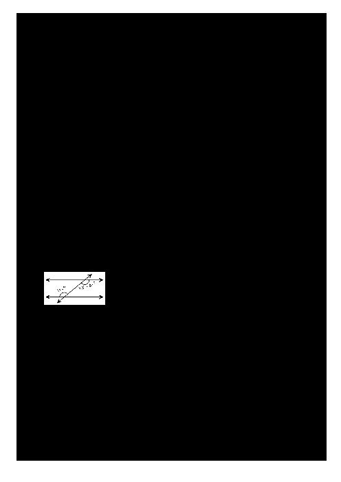 آزمون نوبت دوم ریاضی هشتم مدرسه شهید مطهری فیروزجاه منطقه بندپی شرقی - خرداد 96