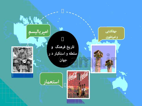 پاورپوینت جامعه شناسی (2) یازدهم رشته ادبیات و علوم انسانی |  درس 3: نمونههای فرهنگ جهانی 1- پیش نمایش