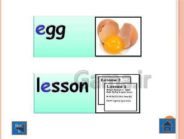 پاورپوینت مرور درس های 1 و 2 انگلیسی هفتم | Review of lessons 1 and 2- پیش نمایش