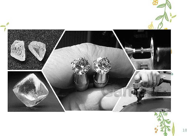 پاورپوینت کنفرانس دانش آموزی زمین شناسی یازدهم   ابزار و نحوه برش سنگ های قیمتی- پیش نمایش