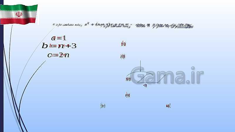 پاورپوینت ریاضی (1) دهم | معادلۀ درجه دوم و روشهای مختلف حل آن- پیش نمایش