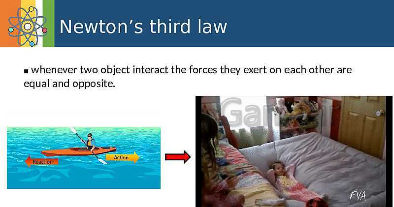پاورپوینت آموزش علوم نهم   قوانین نیوتون- پیش نمایش
