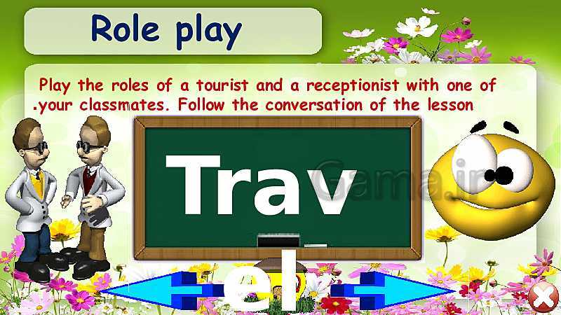 پاورپوینت کنفرانس درس 2 انگلیسی نهم | Travel- پیش نمایش