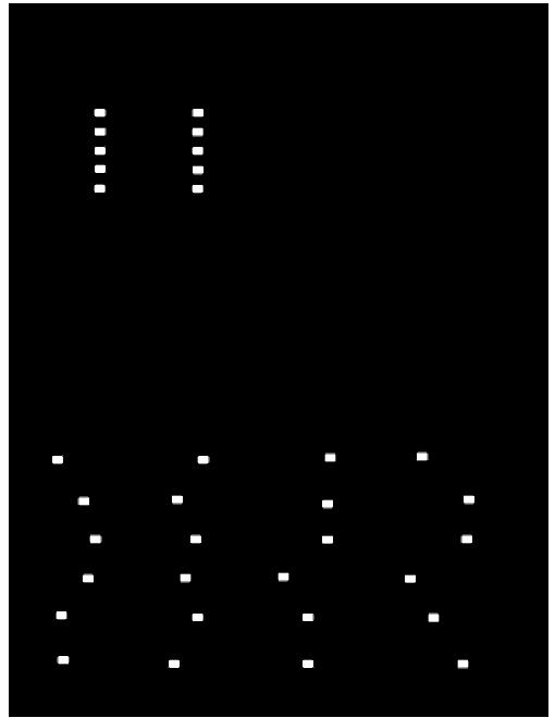 آزمون نوبت اول ریاضی هشتم (عصر) | جوانرود دی 95