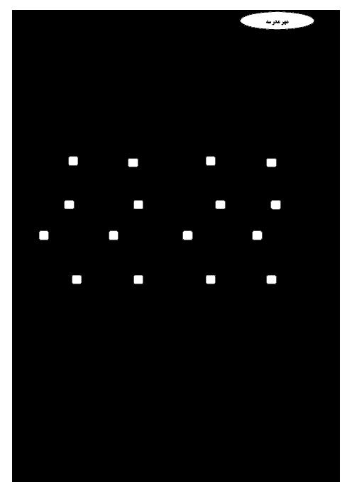 امتحان نوبت اول تفکر و سواد رسانهای پایه دهم دبیرستان دخترانه کمال دانشگاه صنعتی - دی ماه 96