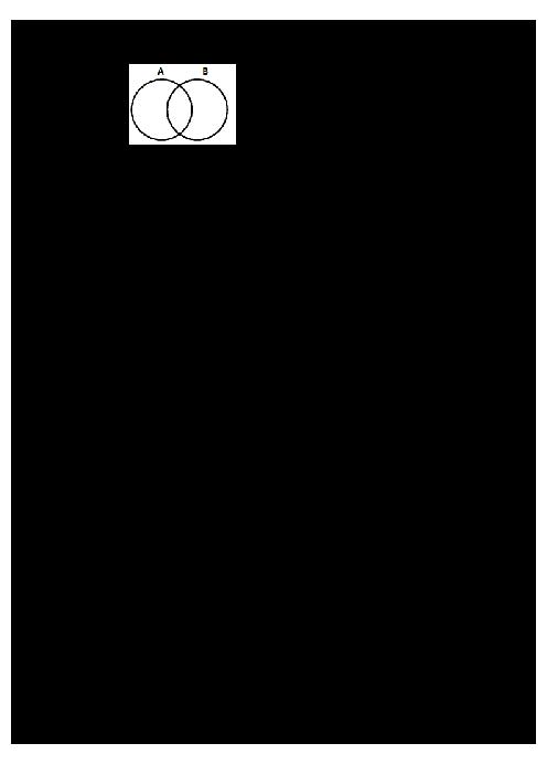 سوالات امتحان ریاضی نهم مدرسۀ فتح المبین مشهد   فصل اول: مجموعهها