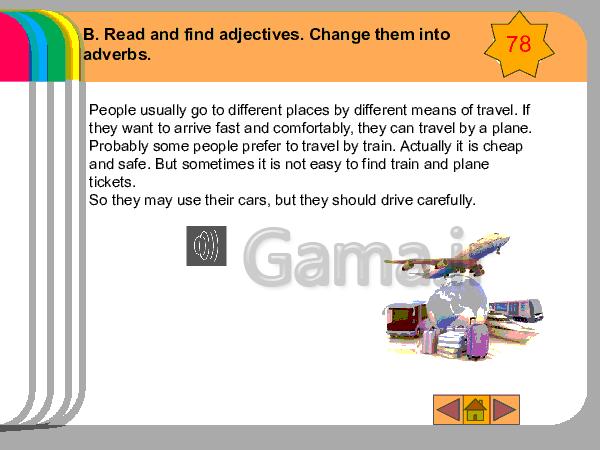 پاورپوینت کتاب کار به همراه پاسخنامه و فایل صوتی زبان انگلیسی (1) پایه دهم    Lesson4: Traveling the World- پیش نمایش